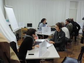 Projektschmiede von Studierenden der Hochschule der Künste Bern